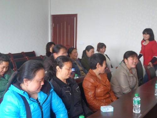 """石安镇:组织妇女干部学习""""十八大""""精神"""