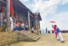"""重庆梁平区把""""文化+""""融入乡村建设  唤醒沉睡的乡村文化"""
