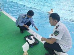 梁平区卫计监局:开展游泳场所监督检查工作 切实保障公众健康