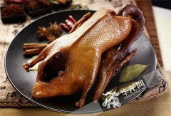 买豆干张鸭子置办年货啦 快去逛梁平年货美食文化节