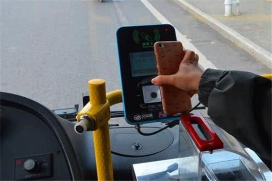 梁平13条公交线路实现手机扫码支付