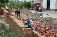 梁平区丰胜园休闲风情街预计七月建成开放